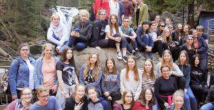 Wymiana międzynarodowa z niemieckim Gimnazjum